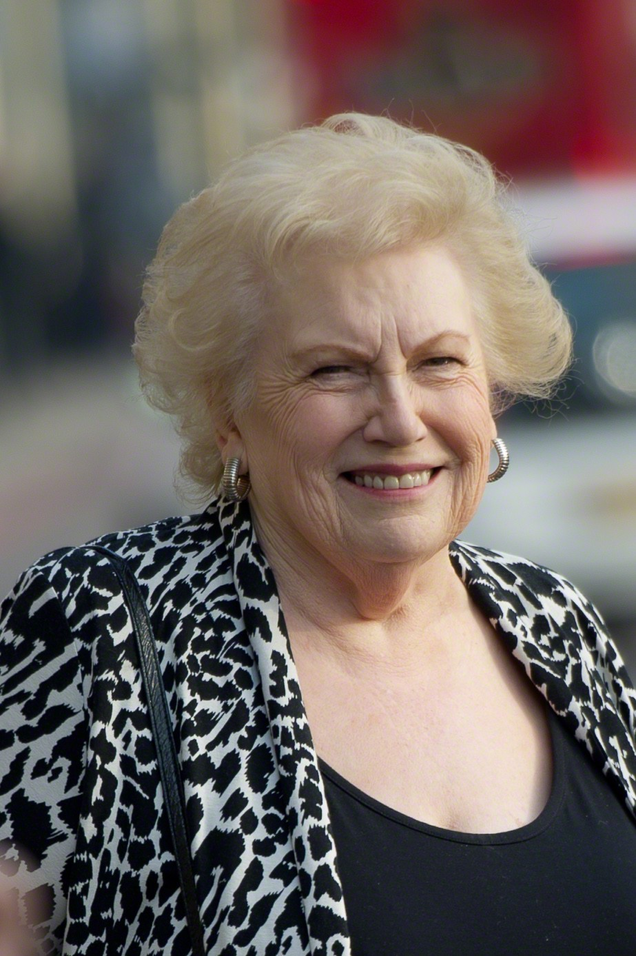 March 11, 2014 Celebrities are seen leaving the TRIC Awards at Grosvenor House in London. Non Exclusive WORLDWIDE RIGHTS Pictures by : FameFlynet UK © 2014 Tel : +44 (0)20 3551 5049 Email : info@fameflynet.uk.com Picture Shows: Denise Robertson
