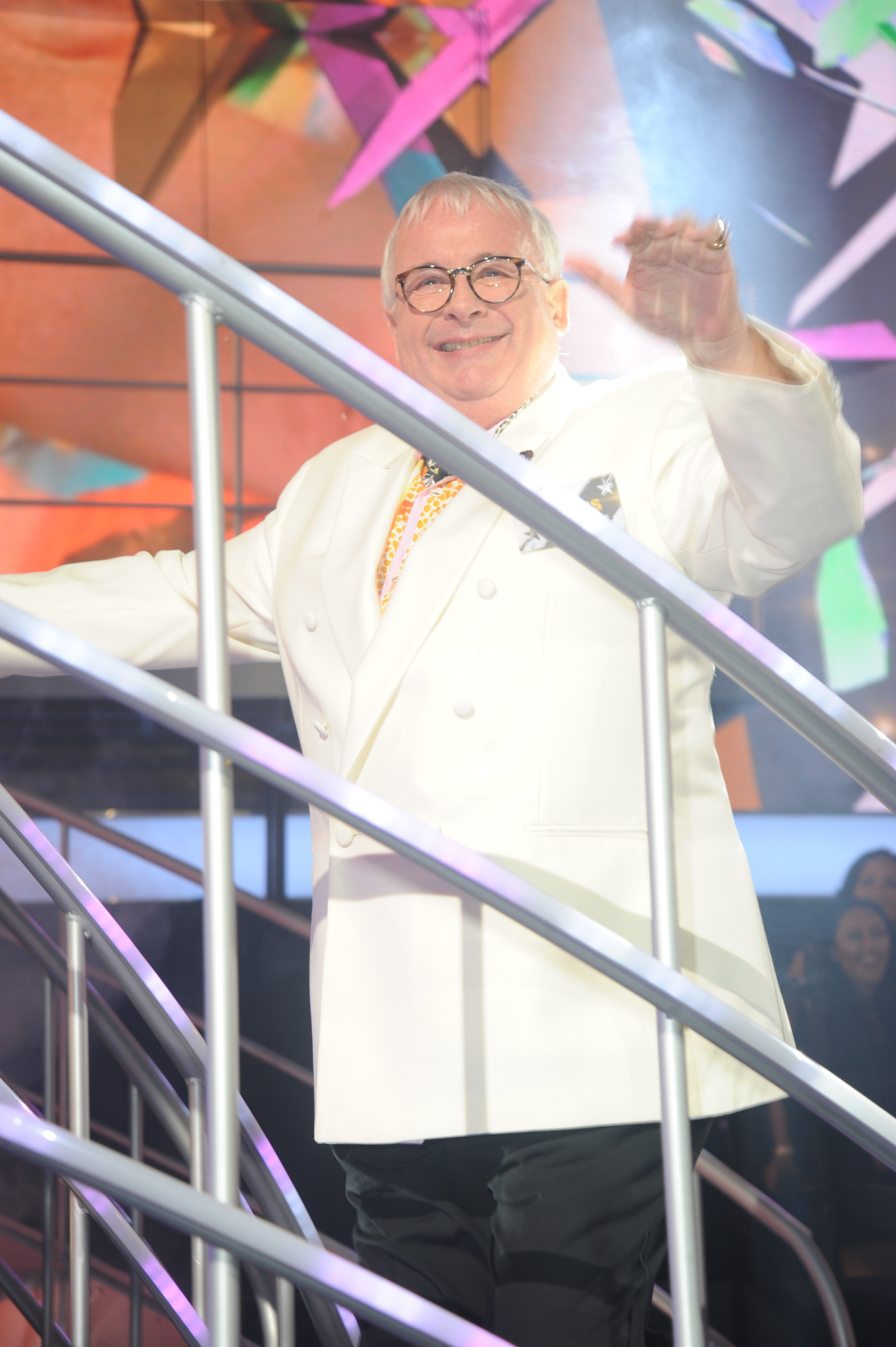 Picture Shows: Christopher Biggins July 28, 2016 Celebrity Big Brother launched its eighteenth season this evening as celebrities entered the Big Brother House, at Elstree Studios in Elstree, London. Non-Exclusive WORLDWIDE RIGHTS Pictures by : FameFlynet UK © 2016 Tel : +44 (0)20 3551 5049 Email : info@fameflynet.uk.com
