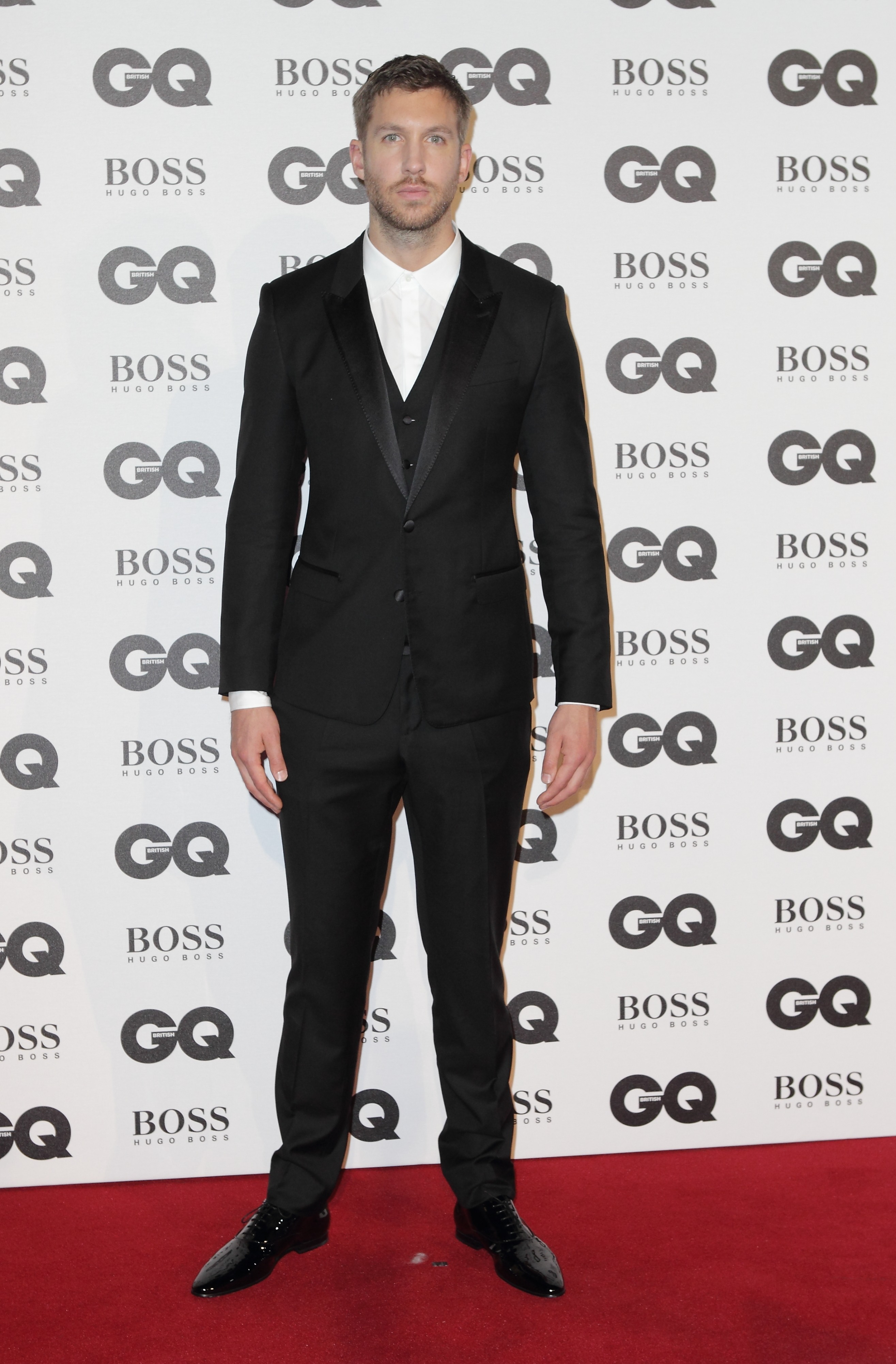 Picture Shows: Calvin Harris September 07, 2016 Celebrities attend the GQ Men Of The Year Awards 2016 held at the Tate Modern in London, United Kingdom. Non Exclusive WORLDWIDE RIGHTS Pictures by : FameFlynet UK © 2016 Tel : +44 (0)20 3551 5049 Email : info@fameflynet.uk.com