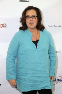 Picture Shows: Rosie O'Donnell August 07, 2016 Celebrities arrive at the 4th Annual Ed Asner and Friends Poker Tournament to Support Autism Speaks at USC Tower in Los Angeles, California. Non Exclusive UK RIGHTS ONLY Pictures by : FameFlynet UK © 2016 Tel : +44 (0)20 3551 5049 Email : info@fameflynet.uk.com