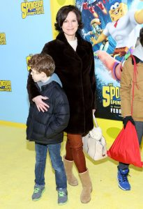 Picture Shows: Elizabeth Vargas January 31, 2015 Celebrities at the NY premiere of 'The Spongebob Movie: Sponge Out Of Water' at the AMC Lincoln Square Theater in New York City, New York. Non-Exclusive UK RIGHTS ONLY Pictures by : FameFlynet UK © 2015 Tel : +44 (0)20 3551 5049 Email : info@fameflynet.uk.com