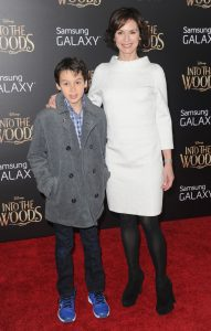 Picture Shows: Zachary Cohn, Elizabeth Vargas December 08, 2014 Celebrities at the New York premiere of 'Into The Woods' at the Ziegfeld Theatre in New York City, New York. Non-Exclusive UK RIGHTS ONLY Pictures by : FameFlynet UK © 2014 Tel : +44 (0)20 3551 5049 Email : info@fameflynet.uk.com