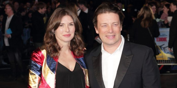 Jamie Oliver and wife Jools share super-sweet anniversary posts
