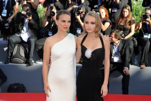 Picture Shows: Natalie Portman, Lily Rose Depp September 08, 2016 The cast of upcoming French film 'Planetarium' arrive on the red carpet to attend the premiere, held during the 73rd Venice Film Festival in Venice, Italy. Non Exclusive UK RIGHTS ONLY Pictures by : FameFlynet UK © 2016 Tel : +44 (0)20 3551 5049 Email : info@fameflynet.uk.com
