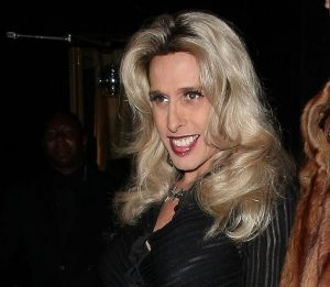 Picture Shows: Alexis Arquette September 09, 2015 Alexis Arquette enjoys a night out at the Bootsy Bellows nightclub in West Hollywood, California. Alexis appeared to have enjoyed her night out at the Hollywood hotspot, owned by her brother David Arquette, as she posed for the awaiting cameras with a friend. Non Exclusive UK RIGHTS ONLY Pictures by : FameFlynet UK © 2015 Tel : +44 (0)20 3551 5049 Email : info@fameflynet.uk.com