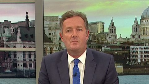 Piers Morgan threatens to walk from GMB following series of gaffes