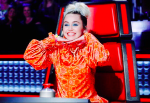 miley the voice