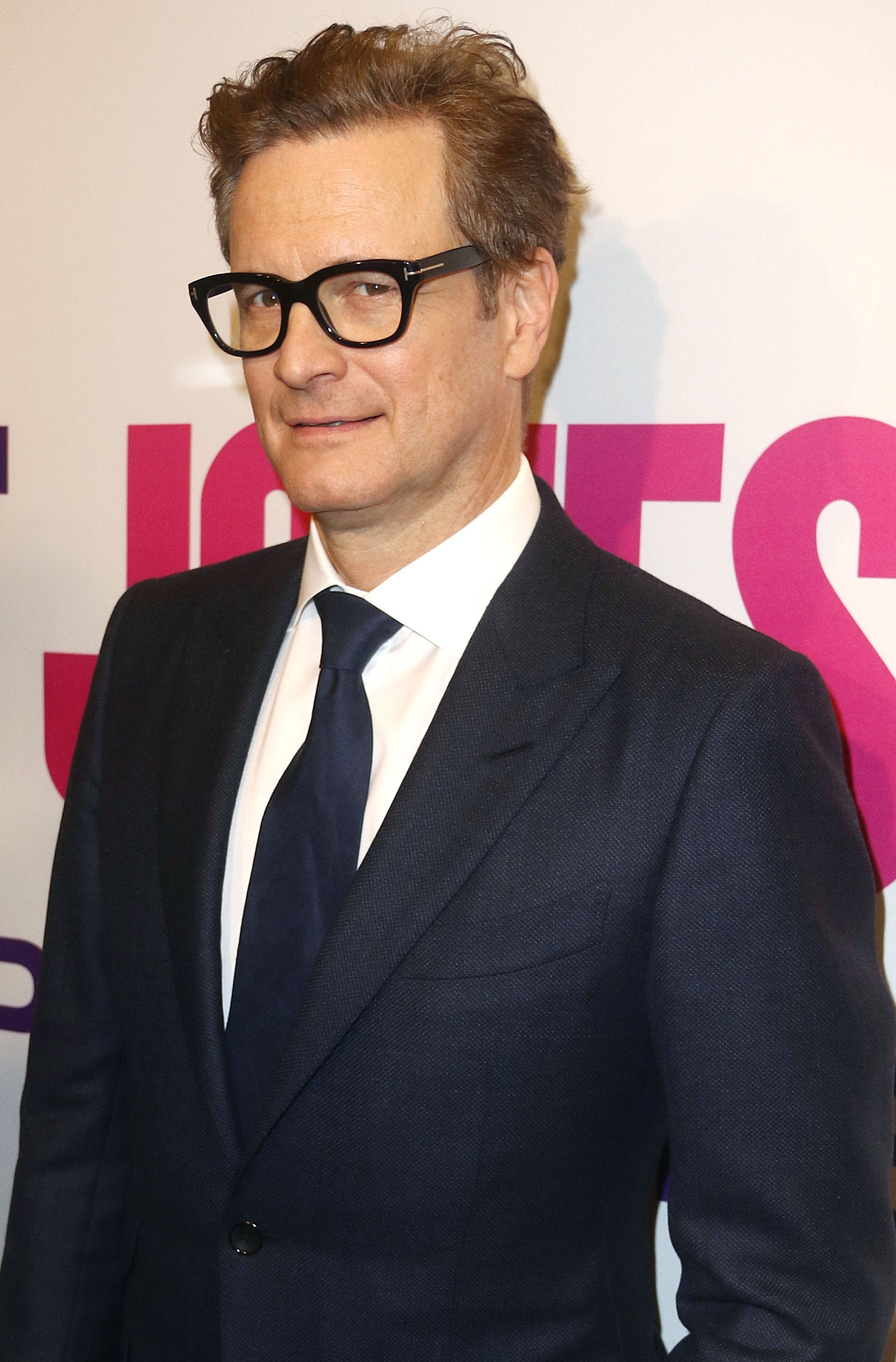 Picture Shows: Colin Firth September 12, 2016 Celebrities at the 'Bridget Jones's Baby' premiere at the Paris Theater in New York, New York. Non Exclusive UK RIGHTS ONLY Pictures by : FameFlynet UK © 2016 Tel : +44 (0)20 3551 5049 Email : info@fameflynet.uk.com