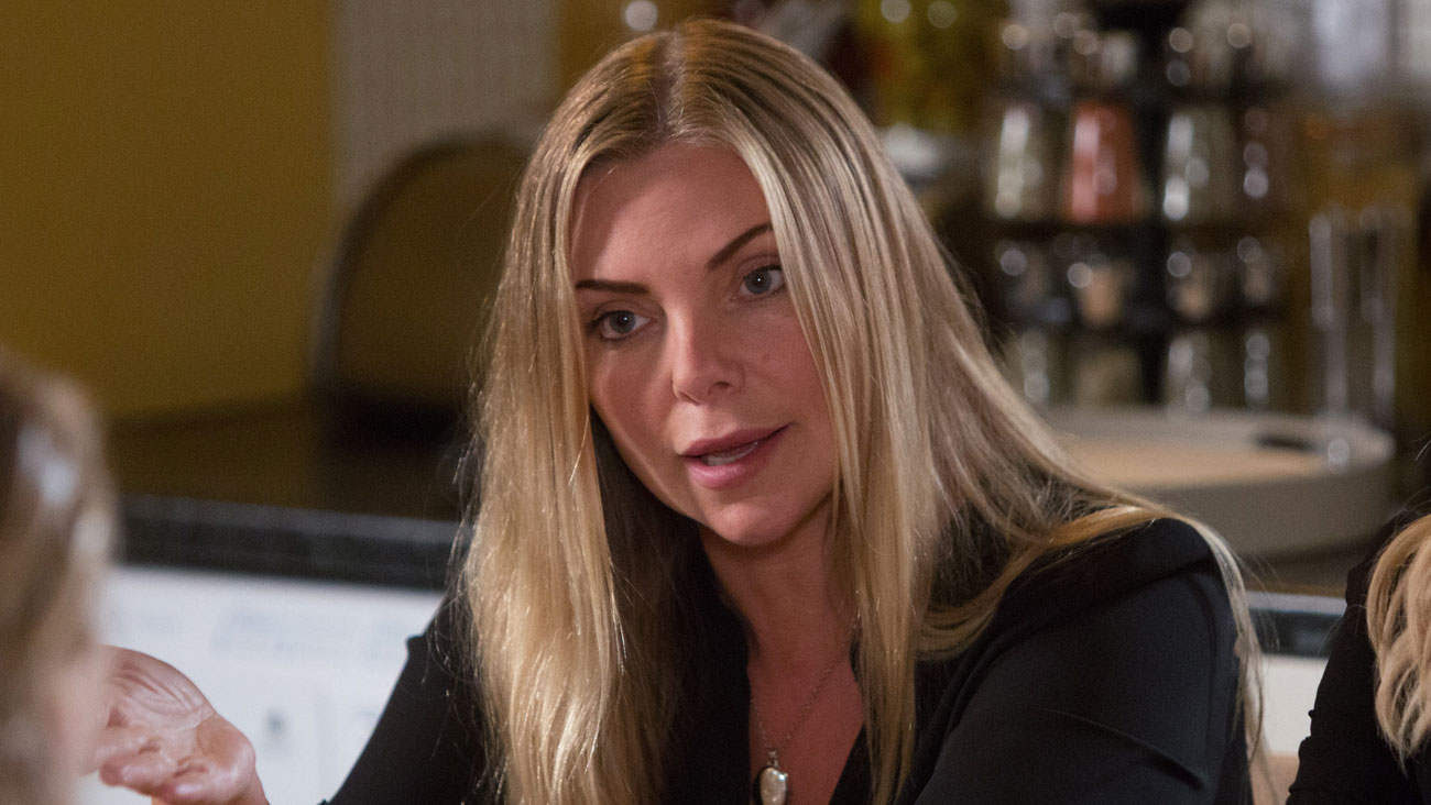 EastEnders star Samantha Womack slams soap for killing Ronnie Mitchell off after she complained about her storylines