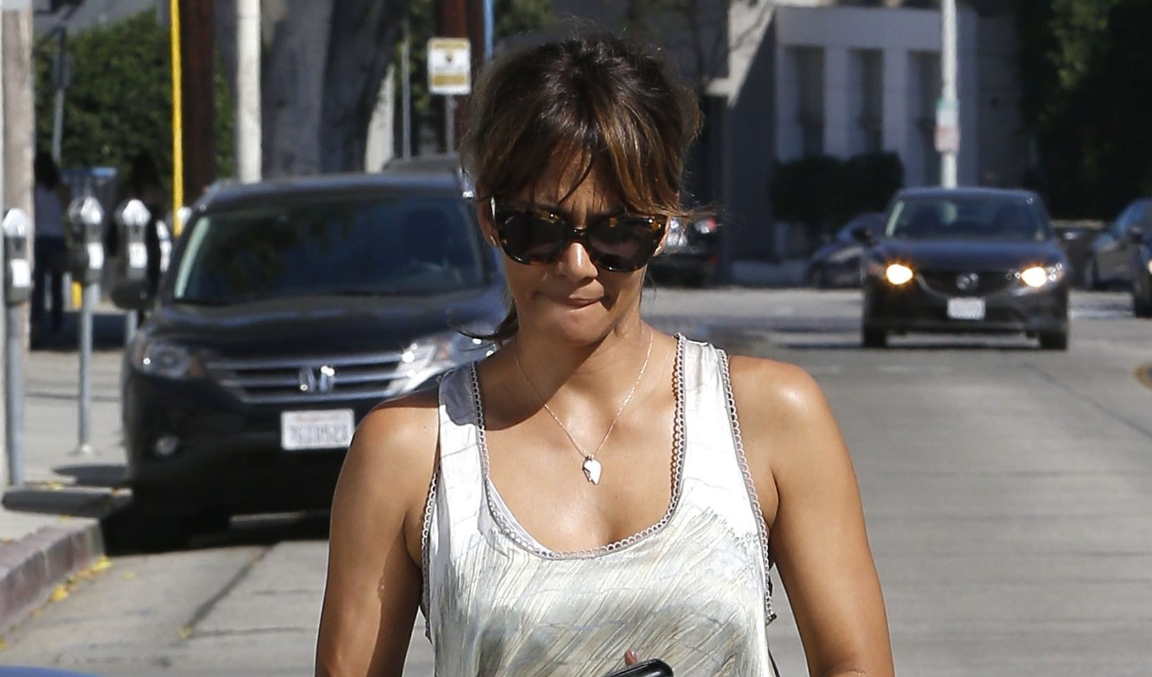 Halle Berry hits back ... Halle Berry Instagram