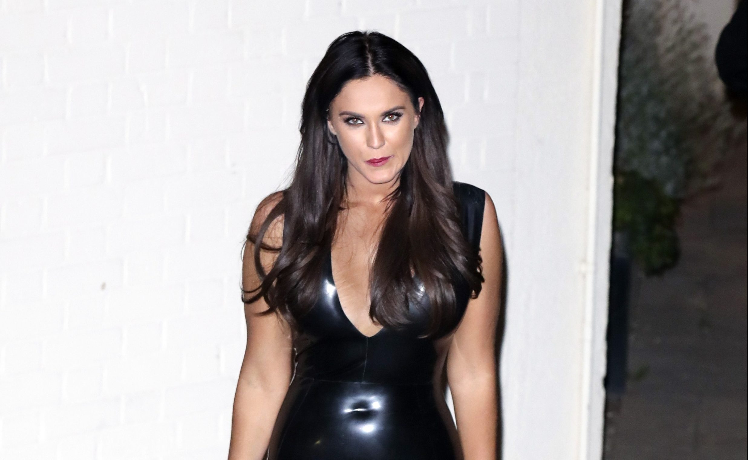 fears for worse for wear vicky pattison as she gurns on