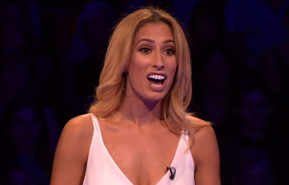 stacey solomon - photo #33