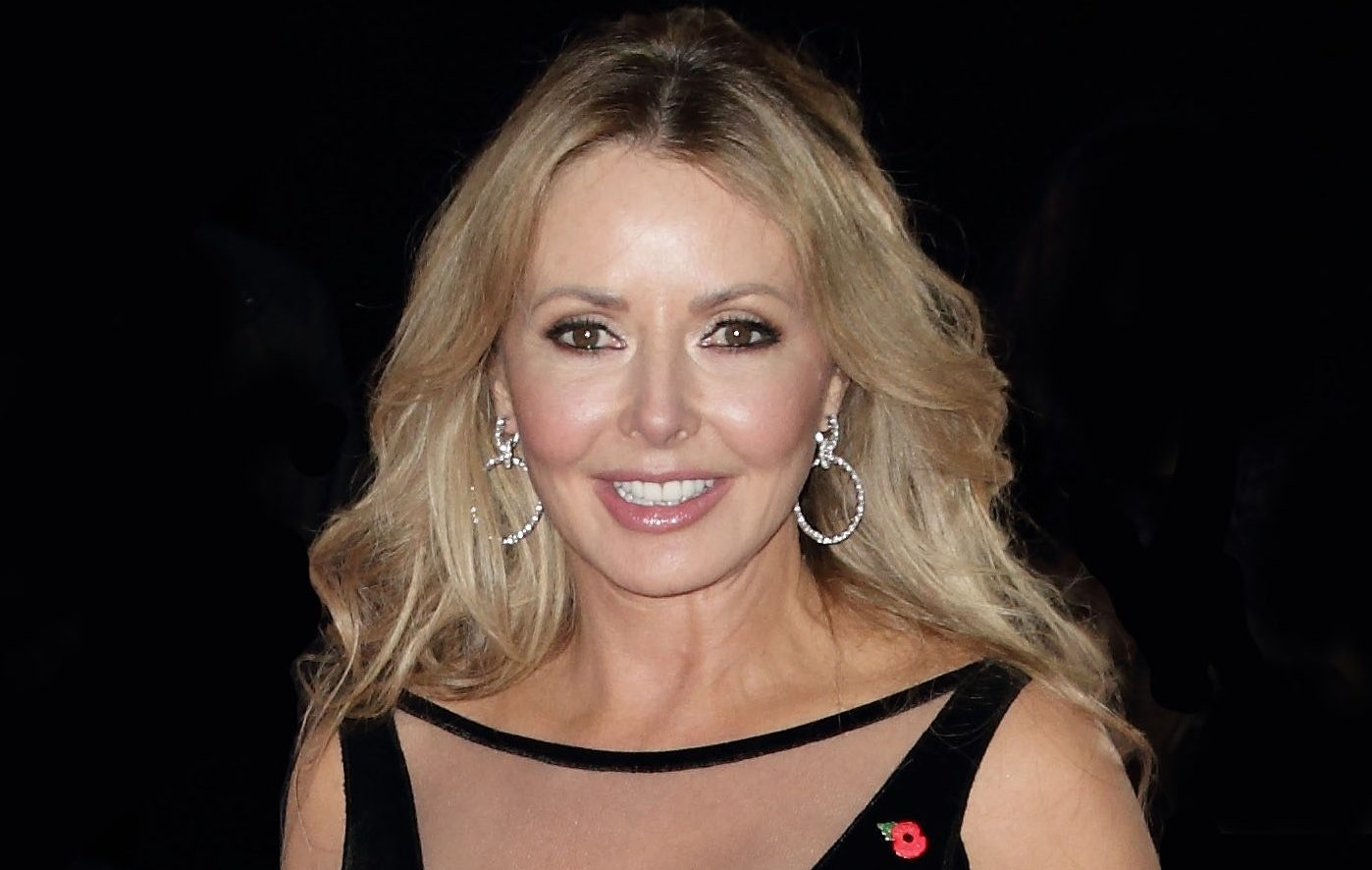 Fans concerned about Carol Vorderman's strange appearance on The One Show
