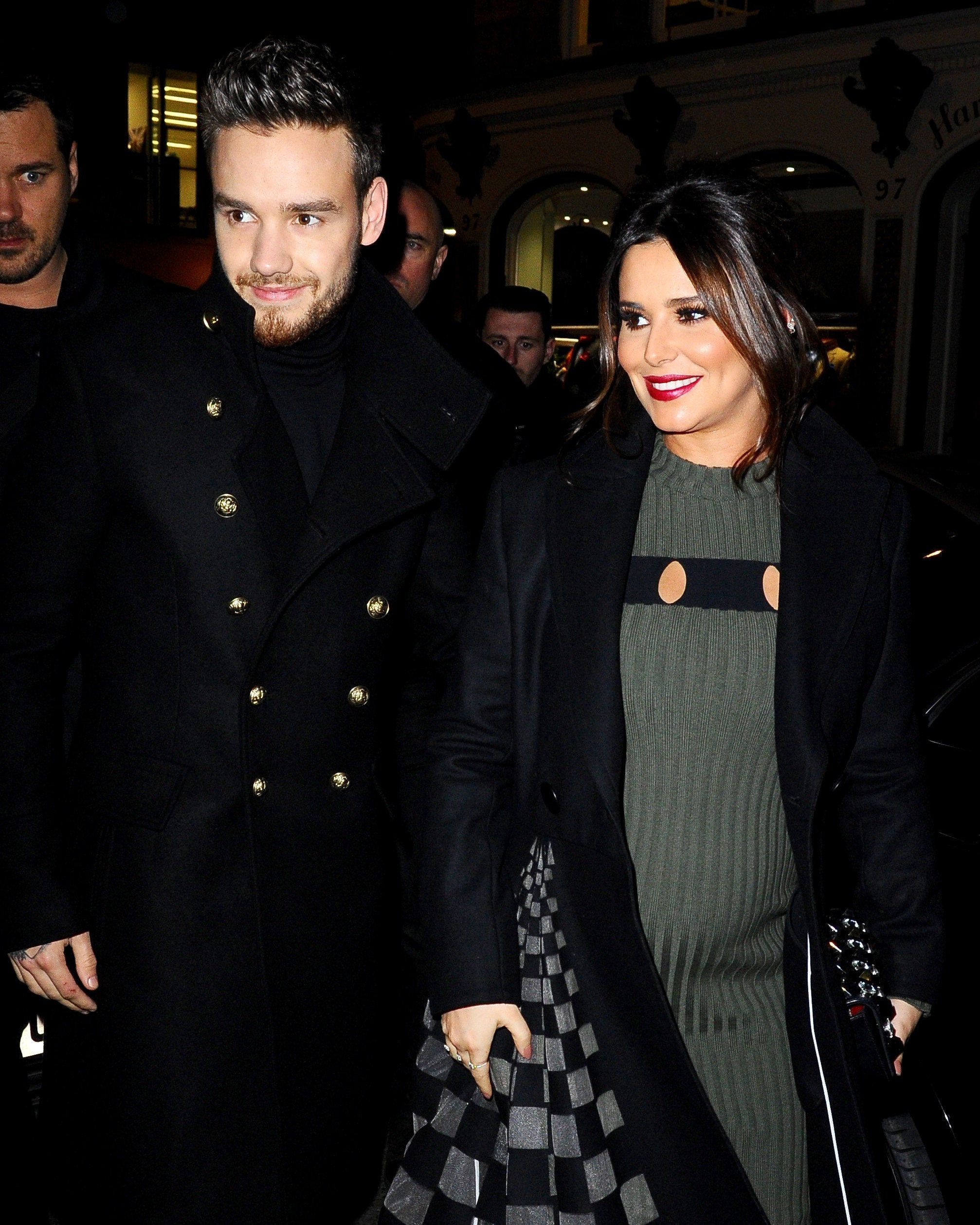 Picture Shows: Liam Payne, Cheryl Fernandez Versini November 29, 2016 Cheryl Fernandez Versini and Liam Payne arrive at Fayre of St James Christmas Carol Concert in London, UK. Non Exclusive WORLDWIDE RIGHTS Pictures by : FameFlynet UK © 2016 Tel : +44 (0)20 3551 5049 Email : info@fameflynet.uk.com
