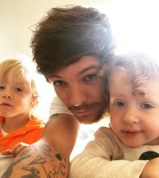 Louis Tomlinson's birthday tribute to late mother