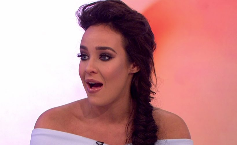 Stephanie Davis has given birth!