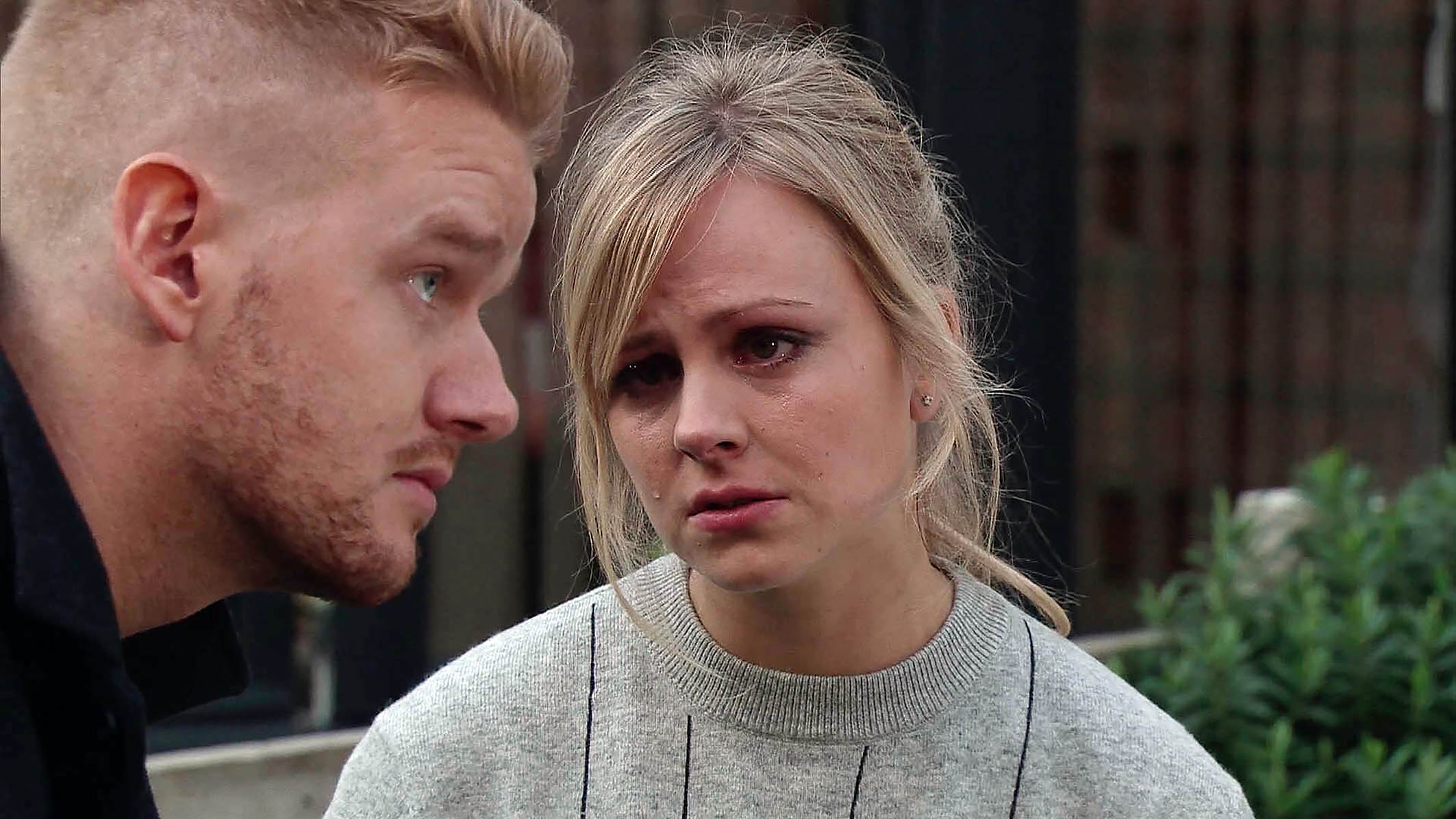 Corrie's Tina O'Brien responds to pregnancy rumours