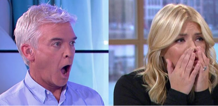 Bad news for Holly Willoughy and Phillip Schofield in 2017?