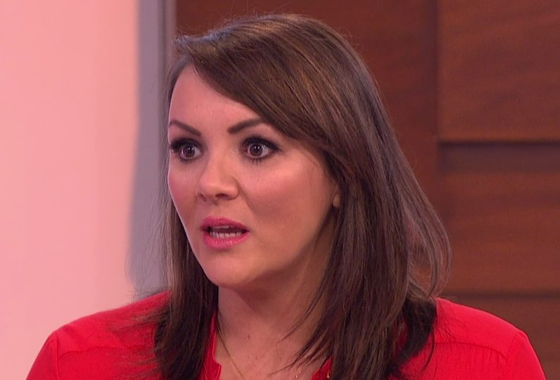 Martine McCutcheon reveals she suffered multiple miscarriages