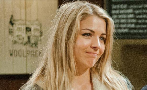 Gemma Atkinson dismisses reports she's quitting Emmerdale