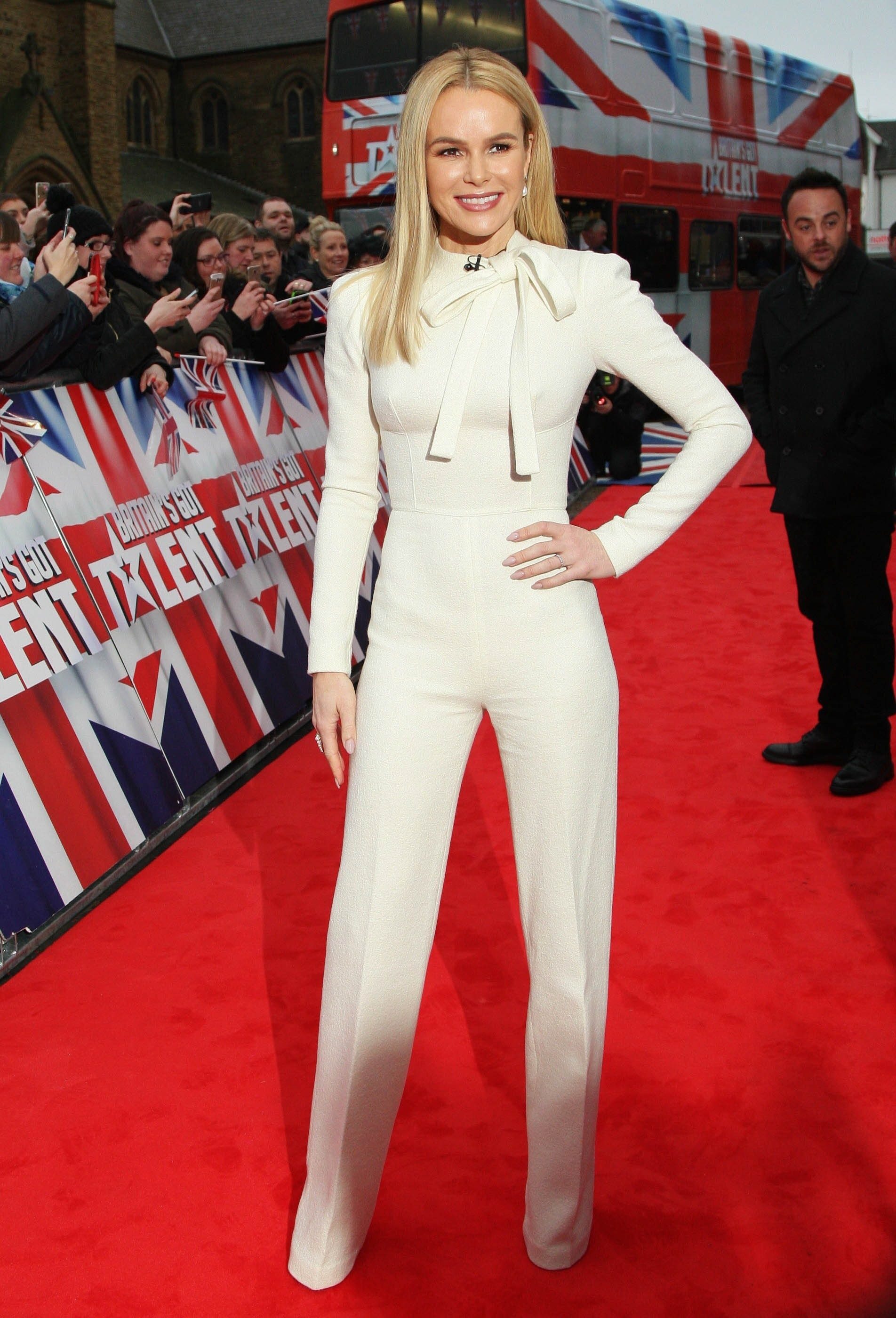 Amanda Holden Claims Bgt Changed Her Quot Terrible Image