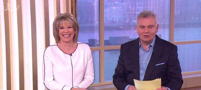 Eamonn Holmes posts amazing throwback pics with wife Ruth Langsford