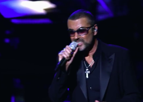 """George Michael was """"optimistic"""" about the future in his last-ever interview"""