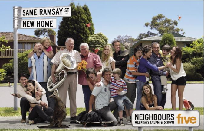Neighbours fans launch petition to stop show being axed