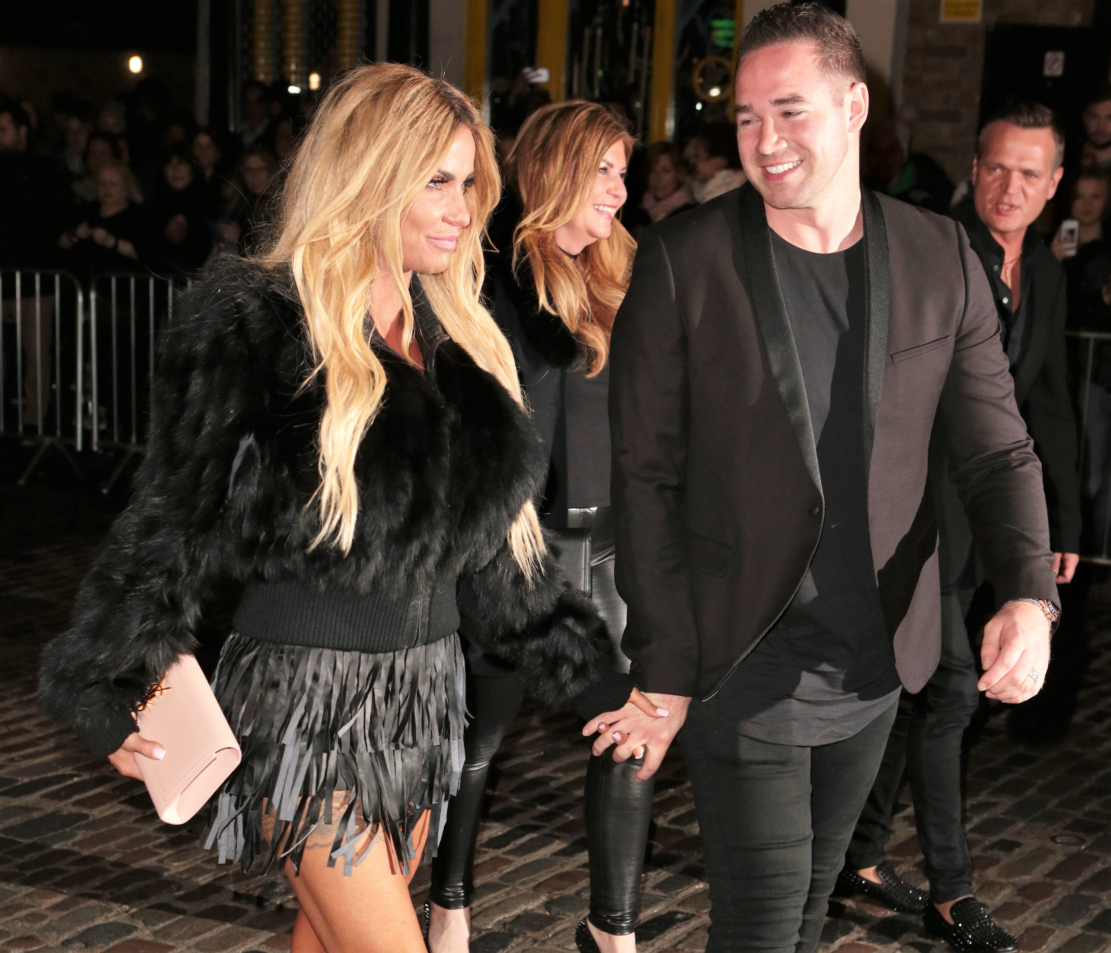 Katie Price spoils hubby Kieran Hayler with lavish birthday present
