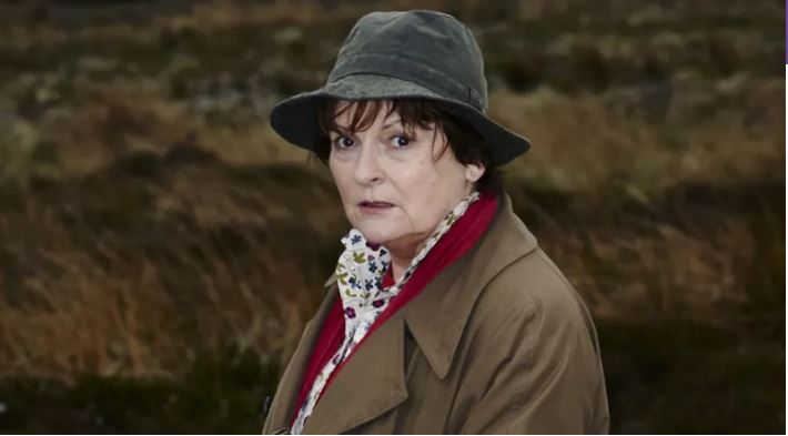 Vera's Brenda Blethyn admits to rather inappropriate behaviour...