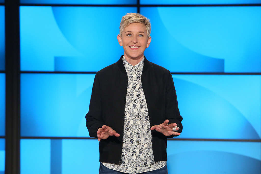 is ellen degeneres gay