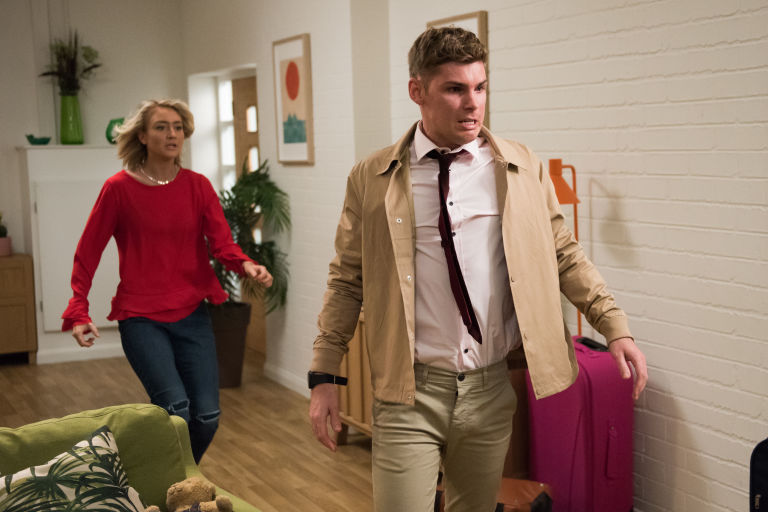 Hollyoaks Spoilers: Kieron Richardson CONFIRMS Ste killed Amy Barnes?