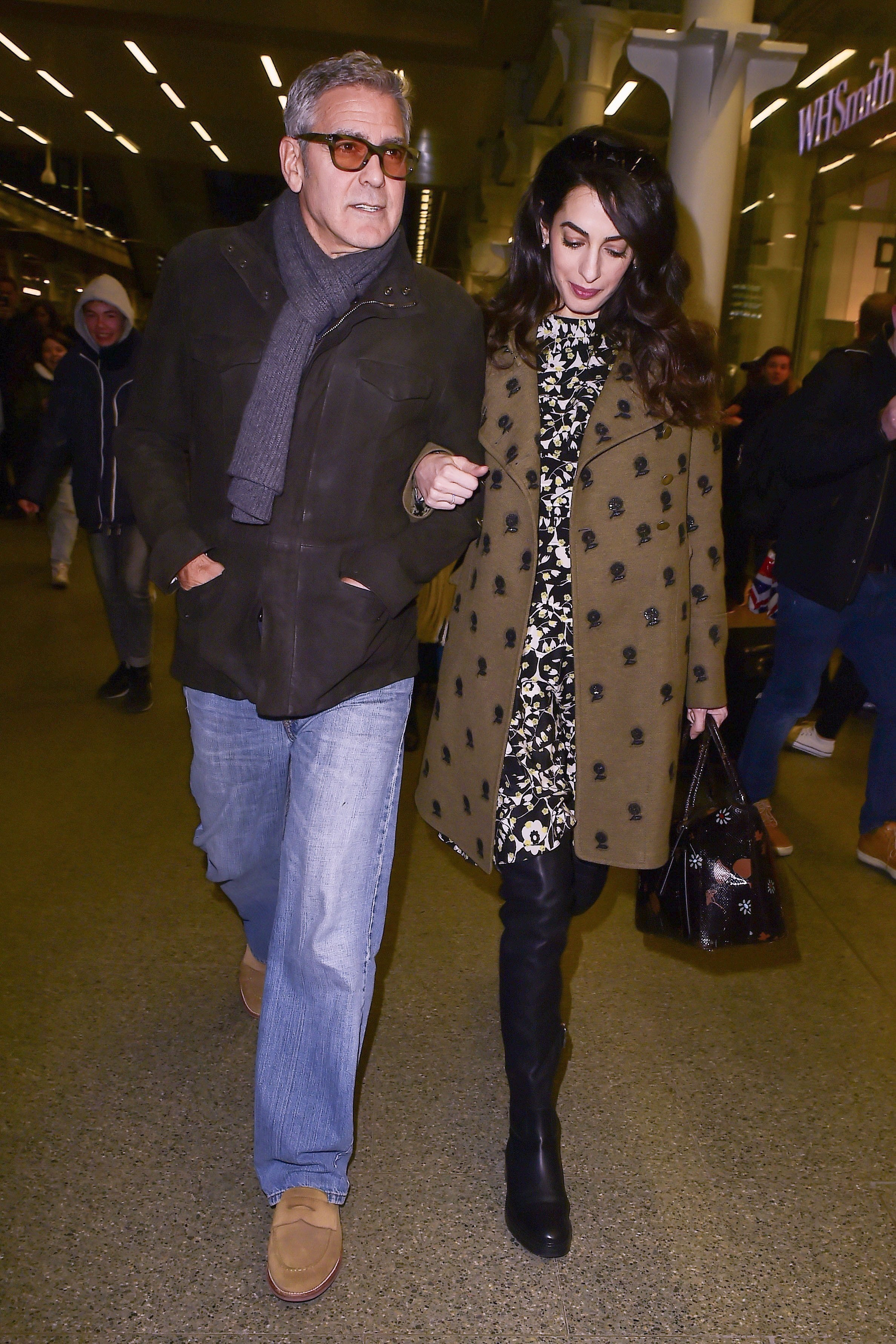 How New Dad George Clooney Is Adapting To Fatherhood