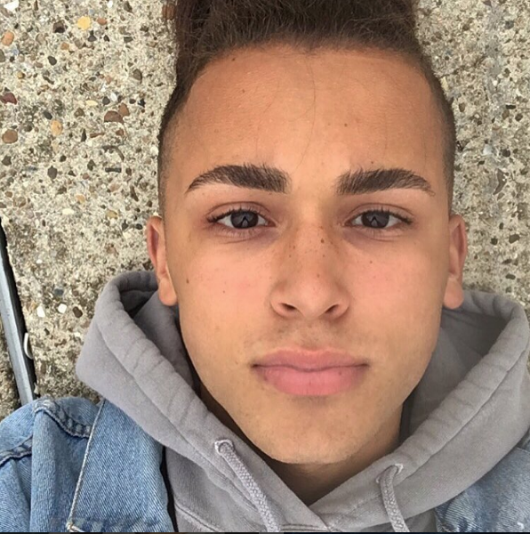 Eastenders Shaheen Jafargholi Shows Off Dramatic New Look Entertainment Daily