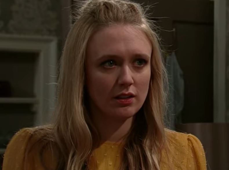 Emmerdale actress Emily Head could be leaving the soap for real