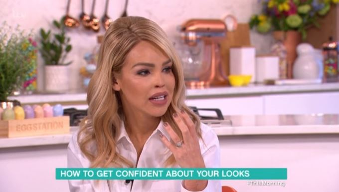 """Katie Piper praised by This Morning fans for """"inspiring"""" new show"""