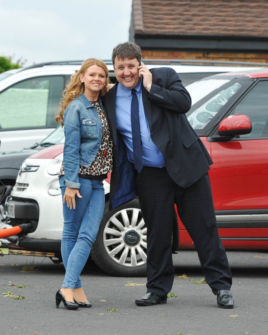 Screening Of New Peter Kay's Car Share Announced