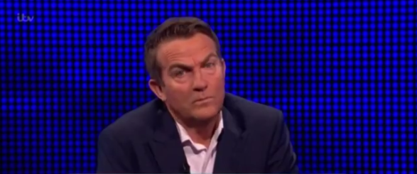 The Chase's Bradley Walsh snaps at contestant during game