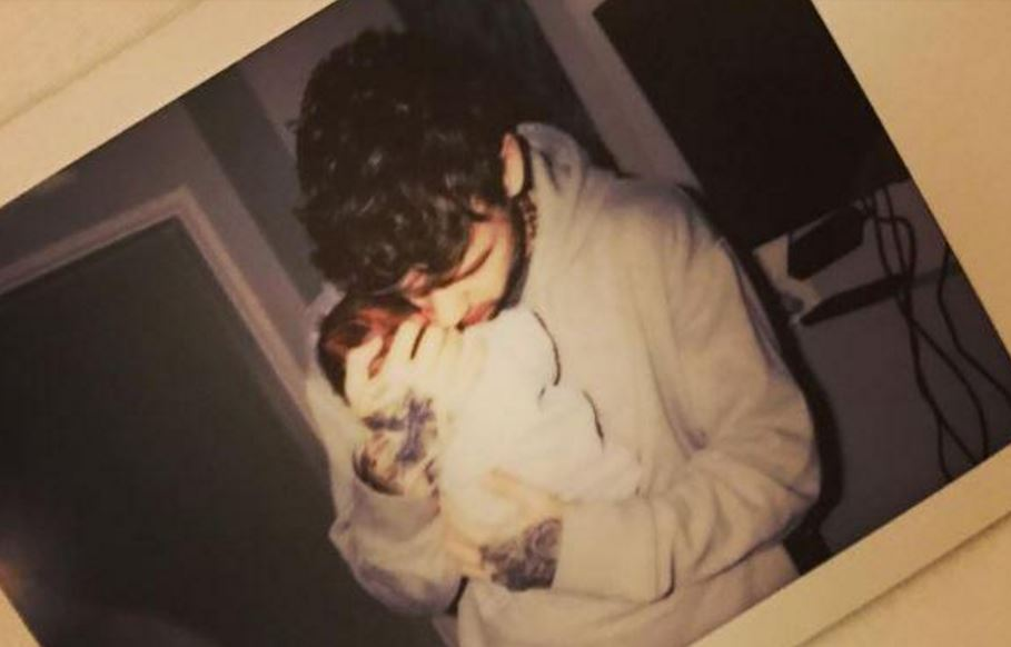 Liam Payne and Cheryl Cole's baby's name has finally been revealed
