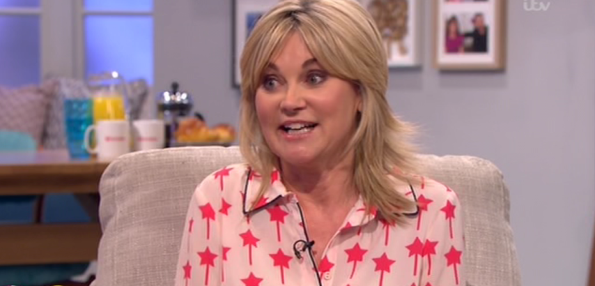 "Lorraine viewers slate Anthea Turner for being a ""hypocrite"""