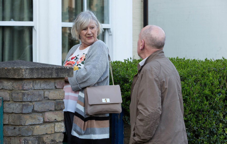 EastEnders SPOILER: What secret are newcomers Ted and Joyce hiding?