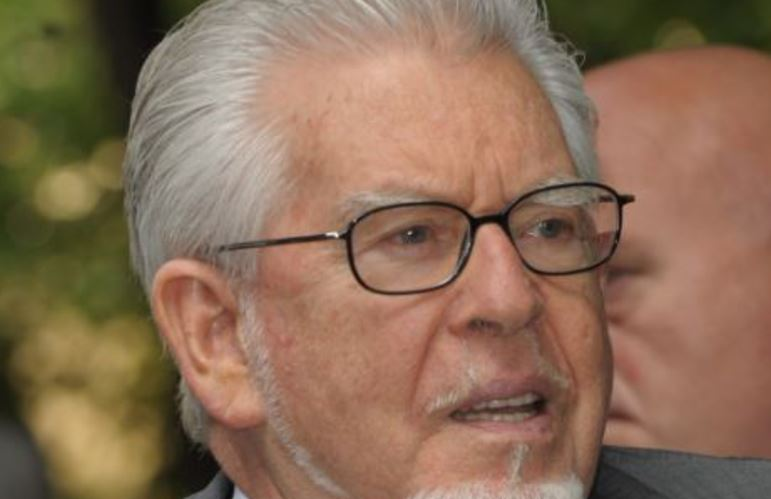 Rolf Harris will be released from prison TOMORROW