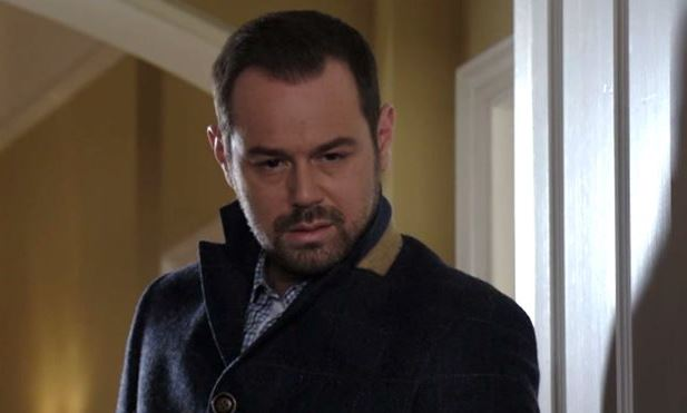 EastEnders: Mick Carter got a shock as he arrived home unexpectedly
