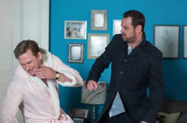 EastEnders SPOILER: Mick rages at Woody in explosive scenes