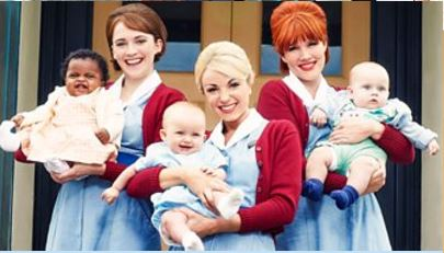 As three Call The Midwife stars quit, some GOOD NEWS