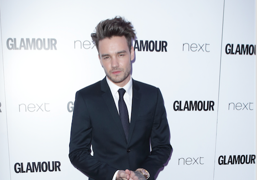 Liam Payne takes a pop at Zayn Malik at the Glamour Awards