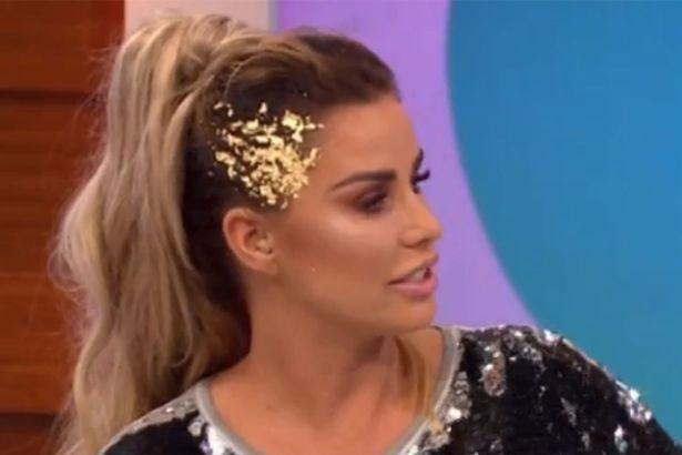 Hair Style Prices: Viewers Mercilessly Mock Katie Price's New Hair 'style