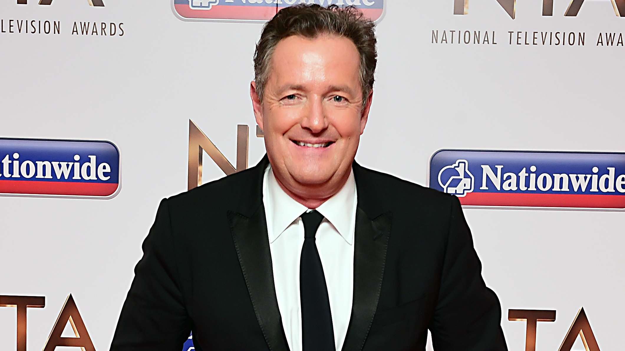 Piers Morgan thrills fans with rare photo of handsome son Stanley