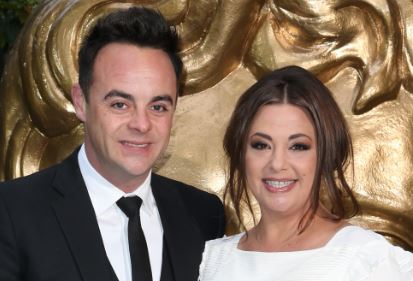 Ant McPartlin's wife breaks silence following news of his issues