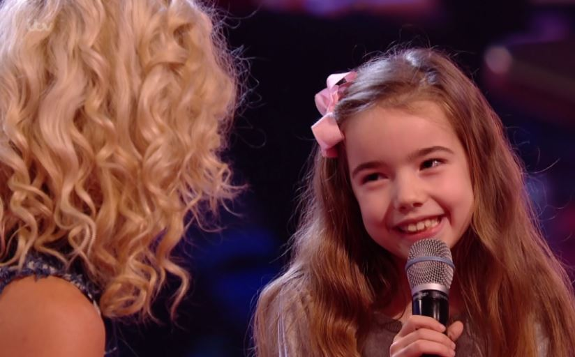 The Voice viewers 'gutted' and 'in tears' after coaches don't turn for 12-year-old Eithne after her older sister